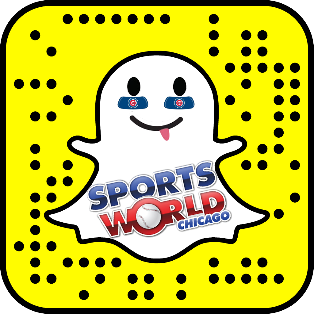 c0e028a89f5 Sports World Chicago is on Snapchat!