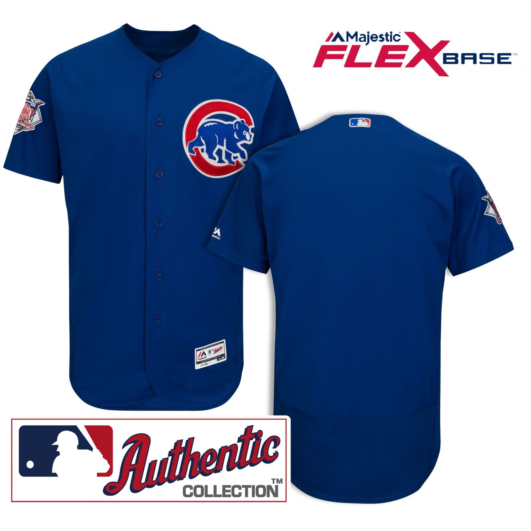 chicago cubs authentic jersey